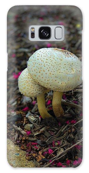 Magical Mushrooms Galaxy Case