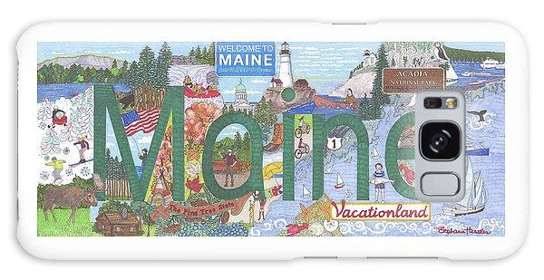 Maine Galaxy Case