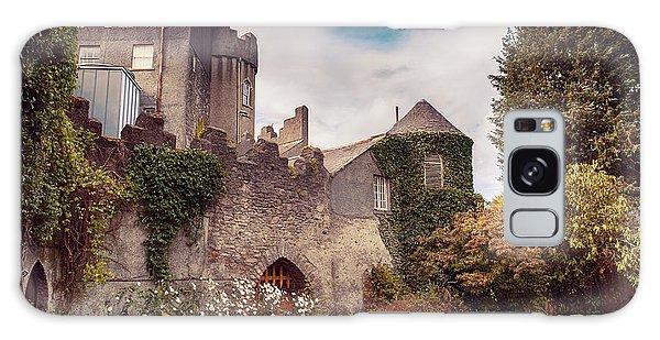 Malahide Castle By Autumn  Galaxy Case