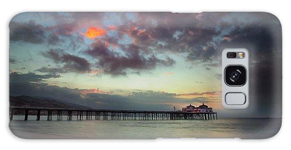 Malibu Pier IIi Galaxy Case