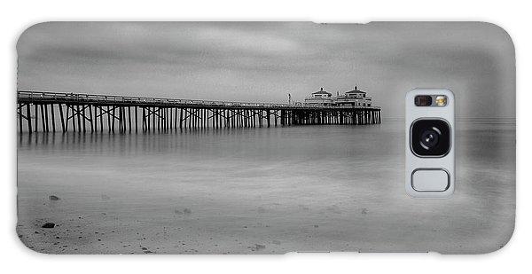 Malibu Pier Galaxy Case