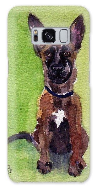 Malinois Pup 2 Galaxy Case