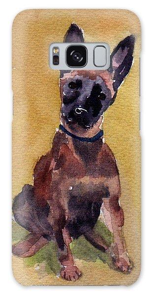 Malinois Pup Galaxy Case