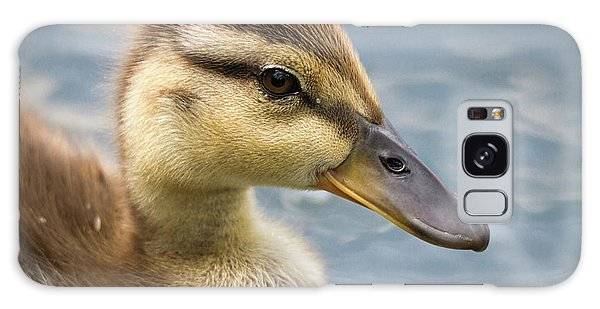 Mallard Duckling Galaxy Case