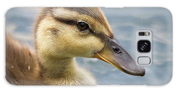 Mallard Duckling Galaxy Case