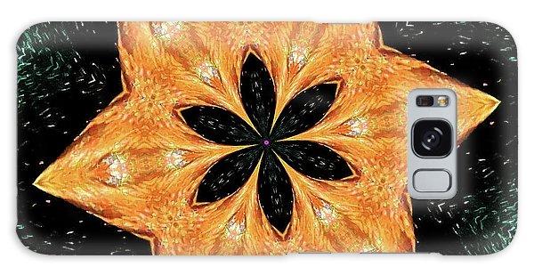 Mallard Head Mandala Galaxy Case