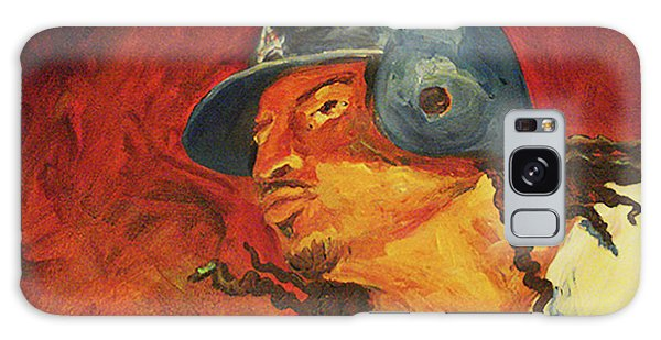 Manny Ramirez Galaxy Case