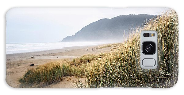 Galaxy Case featuring the photograph Manzanita Beach by Whitney Goodey