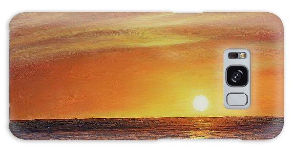 Marco Island Sunset Galaxy Case
