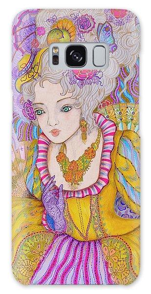 Marie Antoinette Galaxy Case