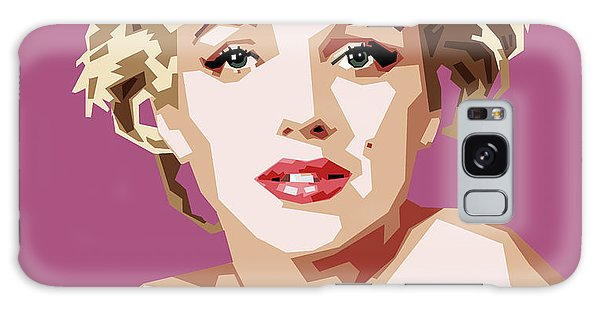 Actor Galaxy Case - Marilyn by Douglas Simonson