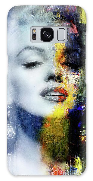 Actor Galaxy Case - Marilyn Duality by Mal Bray