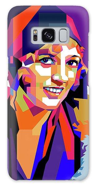 Marion Davies Galaxy Case