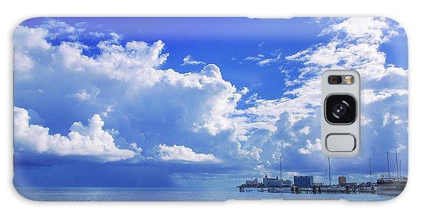 Massive Caribbean Clouds Galaxy Case