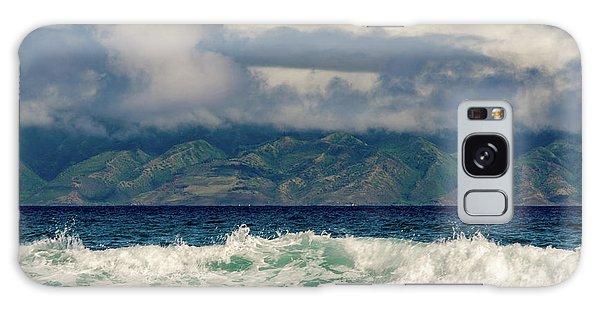 Maui Breakers II Galaxy Case