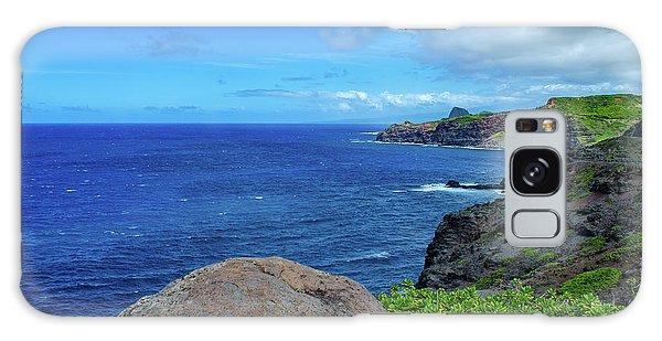 Maui Coast II Galaxy Case