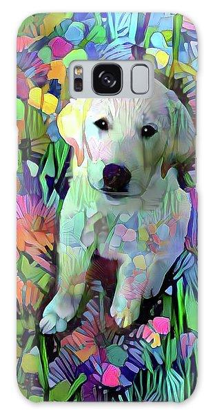 Max In The Garden Galaxy Case