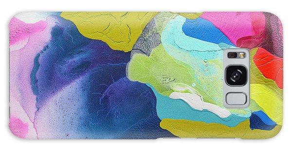 Galaxy Case - Maya 02 by Claire Desjardins