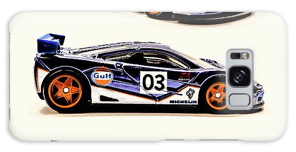 Sports Car Galaxy Case - Mclaren F1 Gtr by Jorgo Photography - Wall Art Gallery