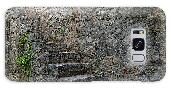 Medieval Wall Staircase Galaxy Case