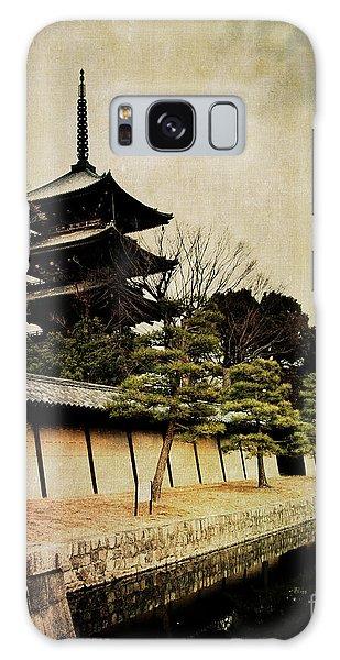 Memories Of Japan 4 Galaxy Case