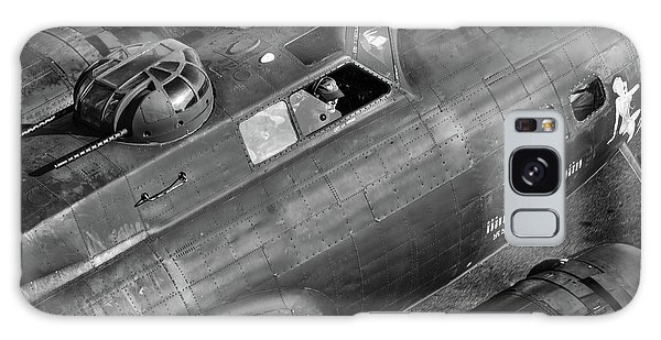 Memphis Belle From On High Galaxy Case