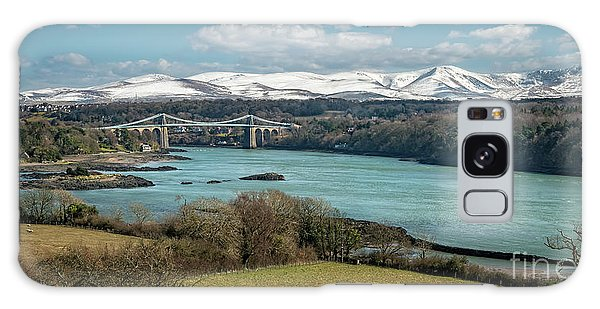 Galaxy Case - Menai Bridge Anglesey by Adrian Evans