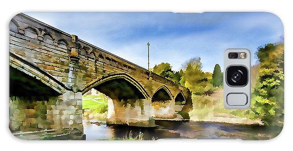 Mercury Galaxy Case - Mercury Bridge Digital Painting by Smart Aviation