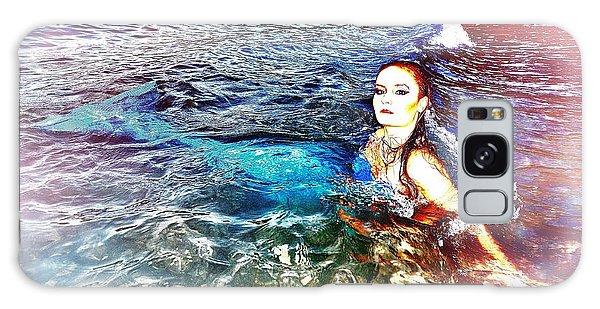 Mermaid Shores Galaxy Case