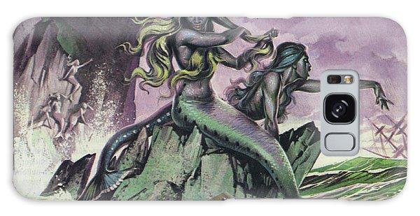 Mythological Galaxy Case - Mermaids  by Angus McBride