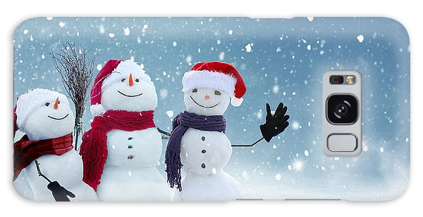 Santa Claus Galaxy Case - Merry Christmas And Happy New Year by Lilkar