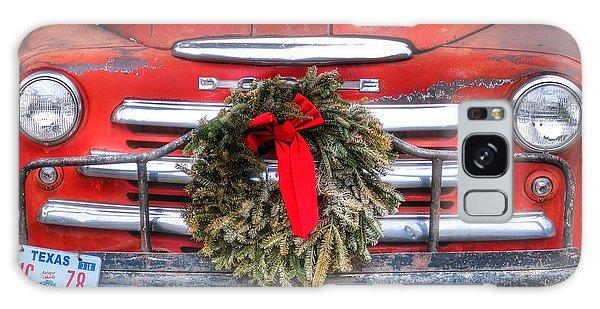 Merry Christmas Texas Galaxy Case
