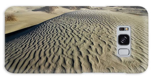 Mesquite Flat Sand Dunes Grapevine Mountains Galaxy Case