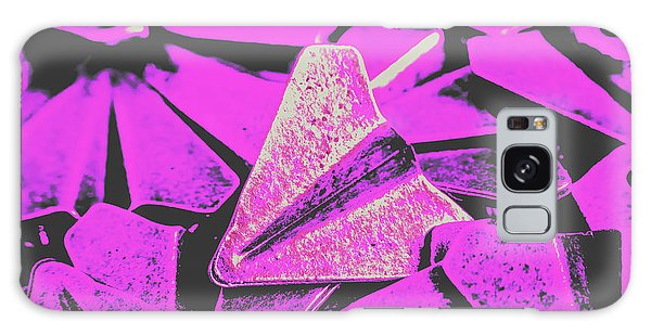 Airplanes Galaxy Case - Metal Wings by Jorgo Photography - Wall Art Gallery