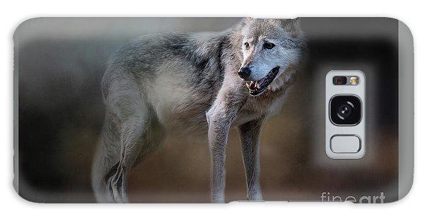 Mexican Wolf Galaxy Case