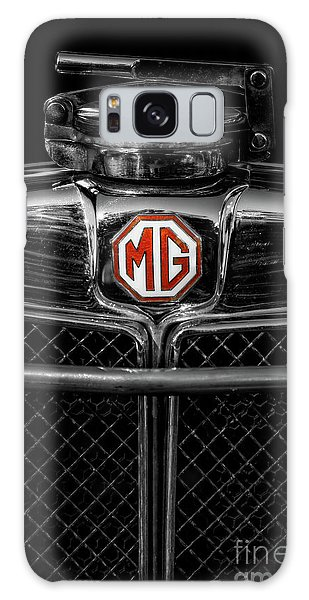 Galaxy Case - Mg Grill Badge by Adrian Evans