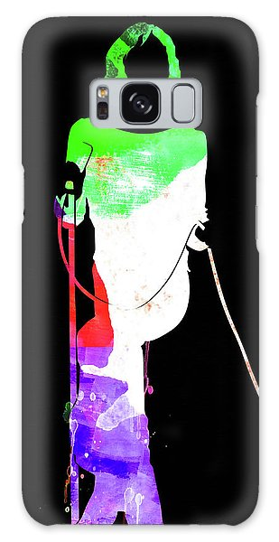 Stone Galaxy Case - Mick Watercolor II by Naxart Studio