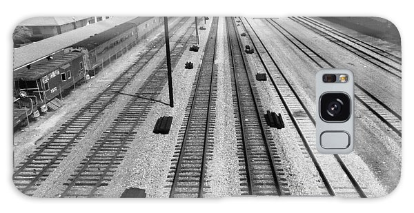 Middle Of The Tracks Galaxy Case