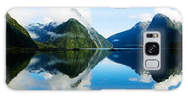 Cloudscape Galaxy Case - Milford Sound, Fiordland, New Zealand by Rawpixel.com