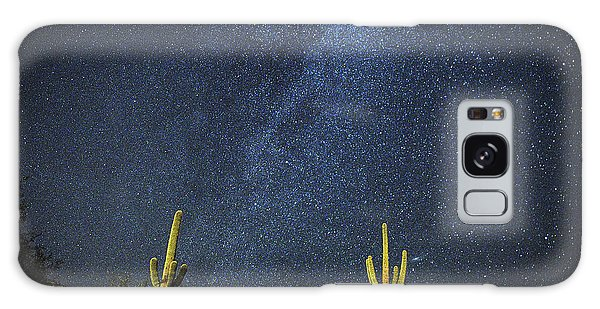 Milky Way And Cactus Galaxy Case