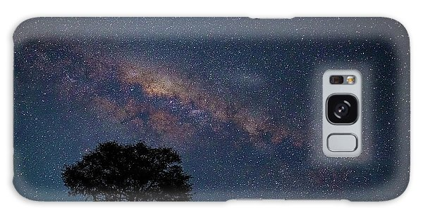 Milky Way Over Africa Galaxy Case