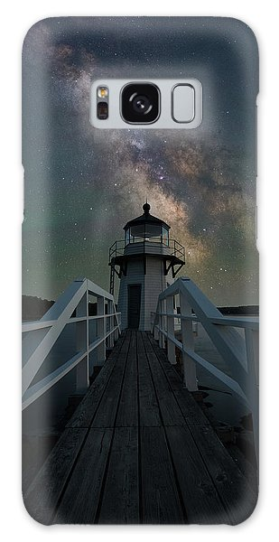 Milky Way Over Doubling Point Galaxy Case