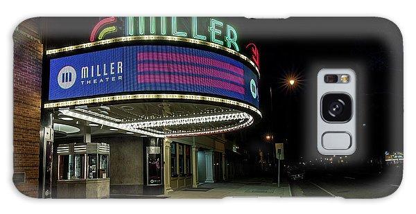 Miller Theater Augusta Ga 2 Galaxy Case