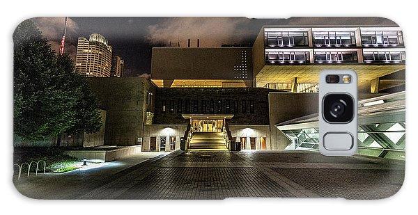 Galaxy Case featuring the photograph Milwaukee County War Memorial by Randy Scherkenbach