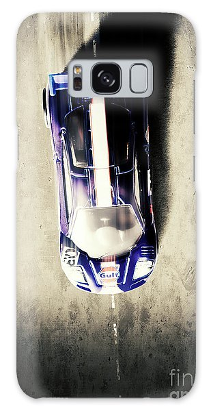 Sport Car Galaxy Case - Mini Racer by Jorgo Photography - Wall Art Gallery