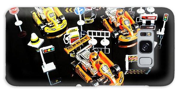 Cart Galaxy Case - Miniature Motorsports by Jorgo Photography - Wall Art Gallery