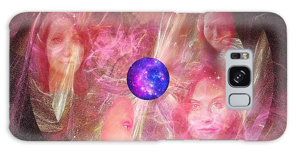 Ministering Spirits Galaxy Case