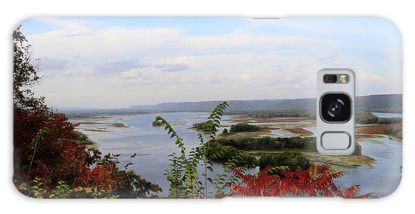 Mississippi River In The Fall Galaxy Case