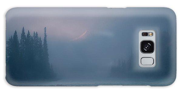 Misty Valley Galaxy Case