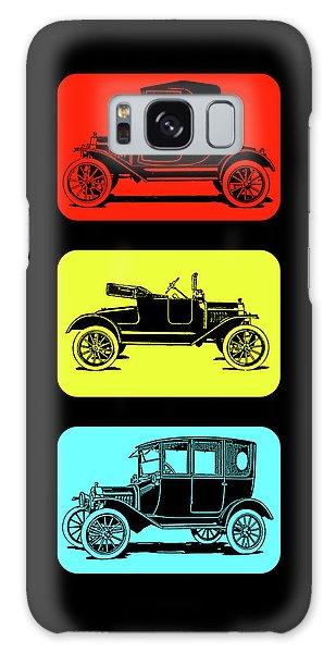Model T Ford Triple Galaxy Case